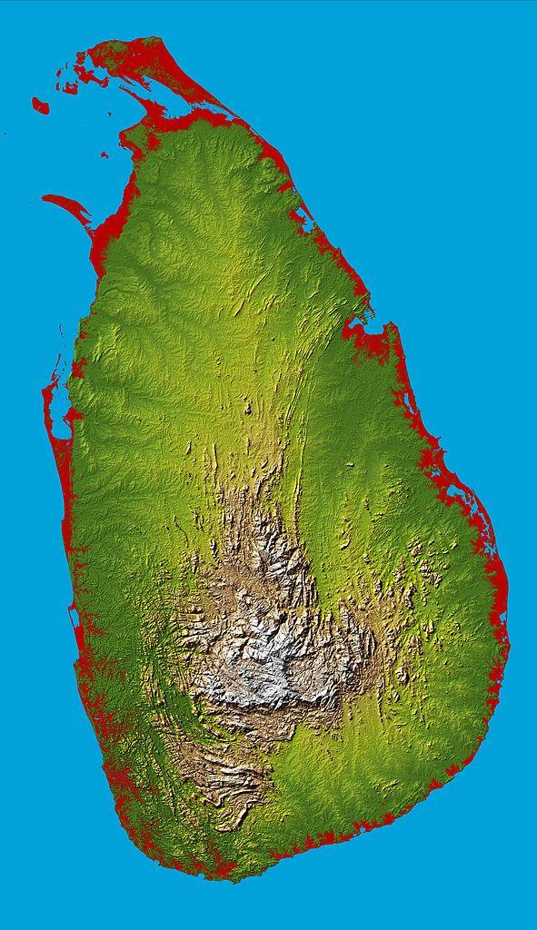 591px-SrilankaTopography-NASA-PIA06670.jpg