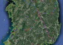 걸어서 2060km, 머리로 먼저 3일을 걸었다