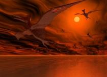 소행성 다른 데 떨어졌다면 공룡은 멸종하지 않았다