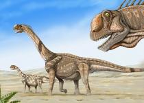 거대 공룡은 세렝케티 누 떼처럼 장거리 이동했다