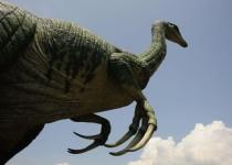 공룡이 방금 지나갔나?